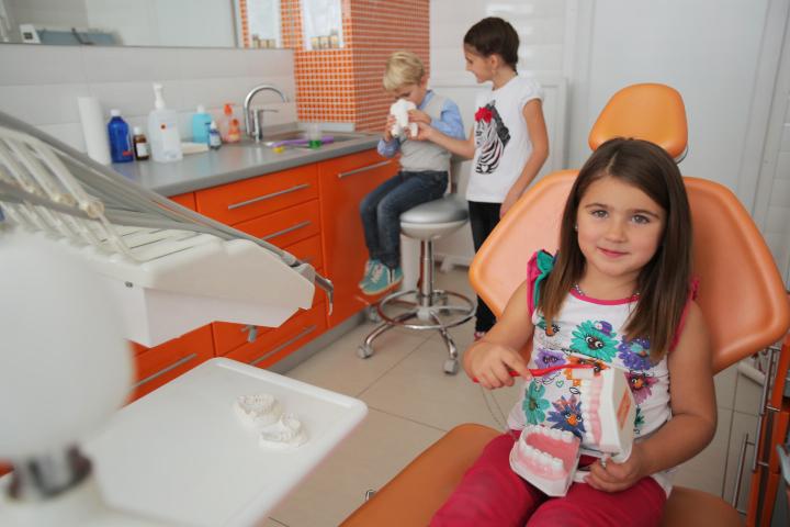 Cтоматологія - урок гігієни