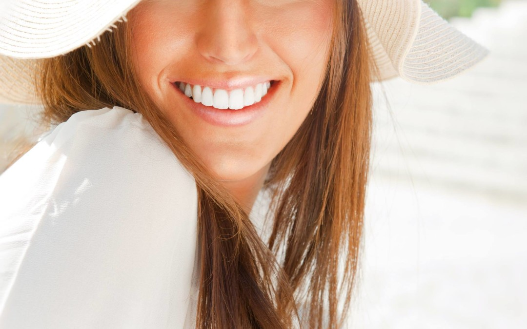 Літня акція «Сонячна посмішка» на домашнє відбілювання зубів зі знижкою 50%
